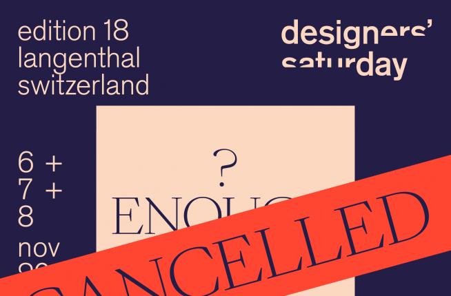Designers' Saturday – ci vediamo nel 2022