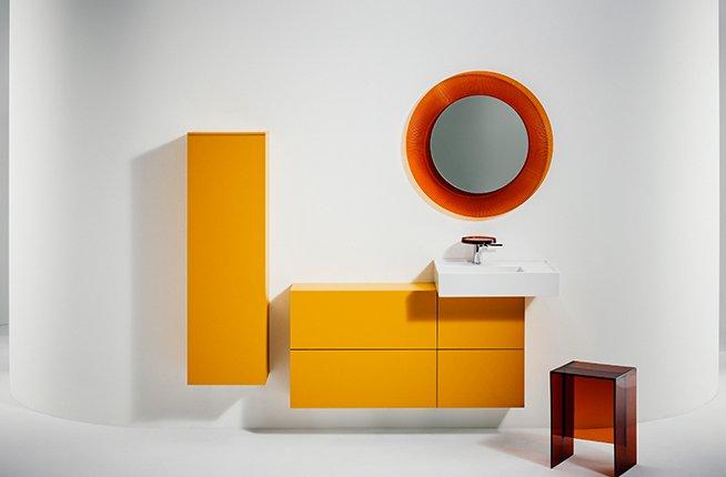 Kartell by Laufen - Nuovi colori per il bagno